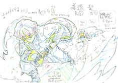 nozomu abe kimetsu no yaiba presumed genga production materials Animation Storyboard, Animation Sketches, Animation Reference, Drawing Reference, Art Sketches, Pose Reference, Drawing Tips, Frame By Frame Animation, Slayer Anime