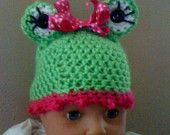 hand crocheted hats and more