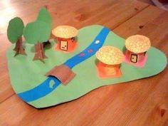 yogurt cup crafts for kids  (5)