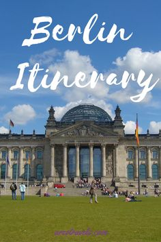 Tips for first time visitors, Berlin in Germany. Tips what to do and what to see.