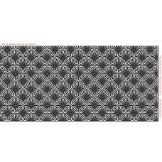 Seashell Wallpaper – Color Me DesignScapes® – Decorative Fluorescent Light Panels