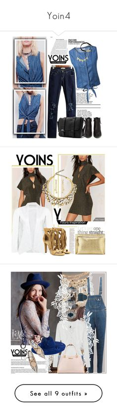 """""""Yoin4"""" by bugatti-veyron ❤ liked on Polyvore featuring Charlotte Russe, N.Y.L.A., vintage, yoins, yoinscollection, Loewe, Chloé, Emilio Pucci, Essie and Yves Saint Laurent"""