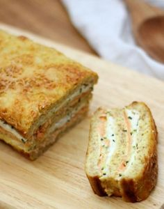 Croque-tikvice torta i dimljeni losos Food To Go, Love Food, Food And Drink, Easy Cooking, Cooking Recipes, Tapas, Cake Courgette, Sandwich Cake, Ramadan Recipes