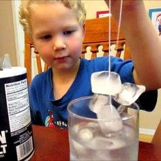 Why Salt Melts Ice - Easy Science for Kids | Science Kiddo