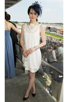 Day at the Races: Global Derby Style Through the Years - Michelle Dockery Race Day Outfits, Outfits 2014, Derby Outfits, Summer Outfits, Cute Outfits, Summer Dresses, Passion For Fashion, Love Fashion, Fashion Beauty