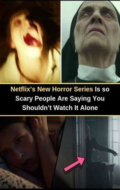 Netflix viewers have been dubbing the streaming giant's new horror series, Marianne, as the scariest show they've ever seen. Scary Shows, Scary People, Wtf Fun Facts, Relationship Memes, Weird World, Famous Women, New Pins, Say You, Netflix