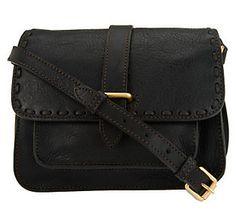 6c4ad42b61 Dooney   Bourke Florentine Leather Binocular Crossbody Bag