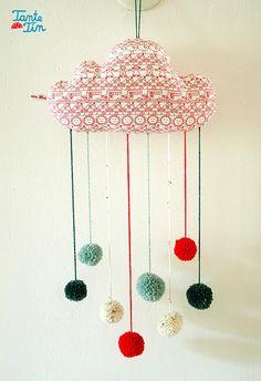 Foto: Leuk idee voor kinder / babykamer. Geplaatst door powerscourt op Welke.nl
