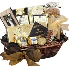 make your own ~ Art of Appreciation Gift Baskets Small Classic Gourmet Food Basket