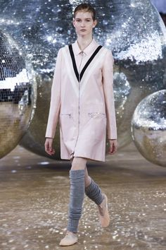Moncler Gamme Rouge Spring/Summer 2018 Ready-To-Wear Collection