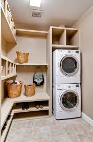 Really want a small washer/dryer in master closet for easy clothes laundering and steam feature for items that may need freshening