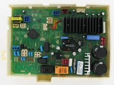 #LG Laundry Washer Control Board Repair Service #EBR62545103