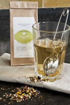 Meer dan 30 soorten thee - Dille & Kamille