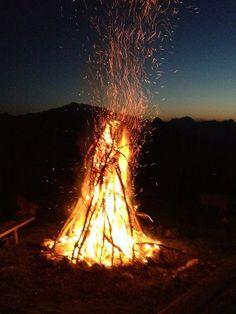Must have a winter solstice bonfire.