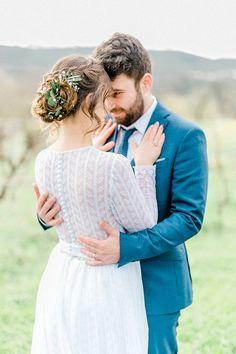 organic Portugal mountainside wedding | 135milimetros | Glamour & Grace