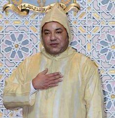 SM Le Roi Mohamed 6 du Maroc... Que Dieu le protege !!!!!
