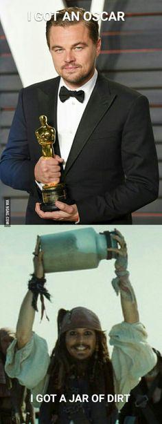 So it begins, DiCaprio vs Depp