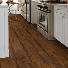 Shaw's cades cove - cabana brown laminate flooring comes in a wide variety of styles, including wood laminate patterns. Grey Laminate Flooring, Solid Wood Flooring, Engineered Wood Floors, Wood Laminate, Vinyl Flooring, Hardwood Floors, Flooring Ideas, Flooring Types, Plank Flooring