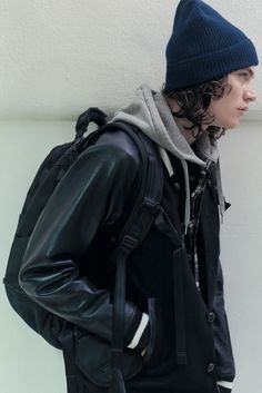 Following up on the SOPHNET. 2012 Fall/Winter Collection Editorial by SENSE, more pictures have arrived.