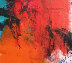 Jan van Oort Art Corner, Dark Side, Contemporary Art, Abstract Art, My Arts, Van, Art Paintings, Hunters, Artist
