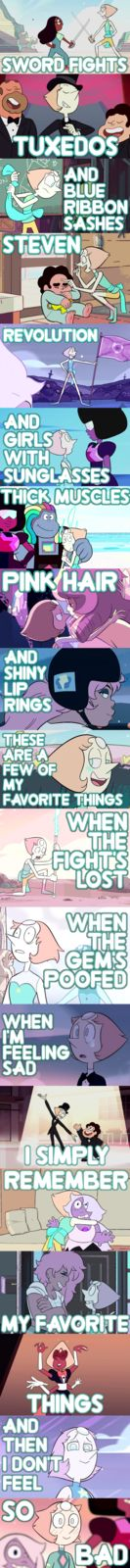 Pearl's Favorite Things