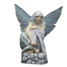 NEW Selina Fenech *Keeper of Secrets* Fairy Figurine