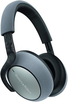 Bowers & Wilkins Over Ear Wireless Bluetooth Headphone, Adaptive Noise Cancelling - Silver Noise Cancelling Headphones, Bluetooth Headphones, Best Headphones, Over Ear Headphones, Creative Earphones, Wearable Device, Laptop Accessories, Cool Things To Buy, Gadgets