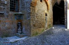 Castelnuovo+di+Porto-borgo+antico Digital, Painting, Porto, Painting Art, Paintings, Painted Canvas, Drawings