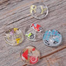 Diy Resin Projects, Diy Resin Crafts, Handmade Crafts, Crafts To Make, Crafts For Kids, Fun Crafts, Kawaii Gifts, Diy Crystals, Miniature Crafts