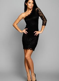Black Cocktail Dress..for Katies wedding?? @Natalie Taylor