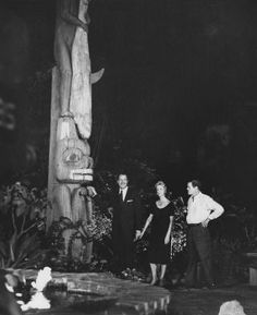 April 20, 2015 -- Paige Williams traces the strange journey of an Alaskan tribe's totem pole from its rightful home to John Barrymore's Beverly Hills estate: http://nyr.kr/1yjJdfJ (Courtesy Victoria Price)