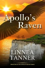 Apollo's Raven by Linnea Tanner - OnlineBookClub.org Book of the Day! @linneatanner/apollos-raven @OnlineBookClub