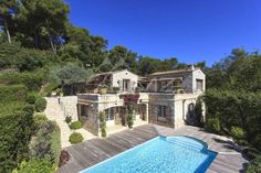 Luxury home in Saint Paul De Vence, France