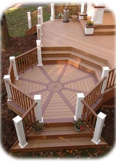 Love This Look For The Backyard. Backyard DecksBackyard DesignsBack Deck ...