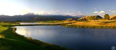 Hole 11 #golf // 3 Creek Ranch Golf Club