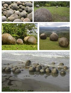 Costa Rica's Stone Spheres:  Mystery In Archeology