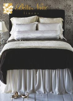 Bella Notte Linens....where is my flute of bubbly?