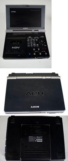 VCRs: Sony Gv-Hd700 Mini Dv Vcr BUY IT NOW ONLY: $595.0