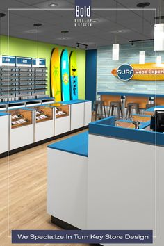 We create custom store designs at stock fixture pricing. We take your store floor plan, design a full color store rendering like the pin images. Then quote and manufacturer your unique store, it's easy! Drop us a email and we will get in contact with you. Visit our dedicated sites: bolddisplaycbd.com bolddisplayvape.com #storedesign #retailstoredesign #Vapestoredesign #instoredesign #storelayout #retailstoreinterior #wellnessstoredesign #storefixturedisplay #retaildesign Vape Store Design, Retail Store Design, Store Layout, Store Fixtures, Plan Design, Floor Plans, Quote, Drop, Flooring