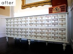 remade card catalog