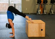 pamela gagnon, gymnastics, crossfit gymnastics, handstands, workouts