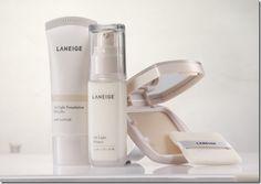 Laneige Air Light Foundation,Laneige Air Light Primer,Laneige Air Light Pact