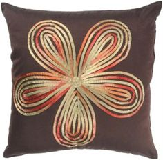 Square Throw Pillow - Poly Staple (T-2333) - (Set of 2) - 18-inch. Square Throw Pillow - Poly Staple Fabric (T-2333) - 18 x 18 Decorative pillows add color, texture and pattern to the home decor. The shapes, colors, patterns, fabrics and sizes are all pressed into service at Hometexco to pro.. . See More Decorative Pillows at http://www.ourgreatshop.com/Decorative-Pillows-C685.aspx