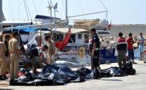 Ayvacık'taki Faciada Kayıp 5 Sığınmacıya Hala Ulaşılamadı...