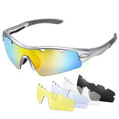 2617a71dad OMorc Polarized Sports Sunglasses