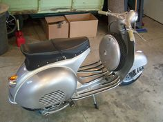 VS5 Vespa GS150 almost done #7 | Flickr - Photo Sharing!
