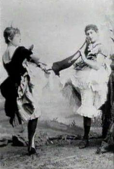 LA GOULUE..1889....