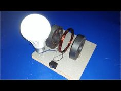how to make a energy generator free electricity with magnets copper wire output 12v - YouTube