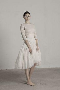 Chic bridal tutu skirt #bridalseparates #weddingskirt