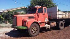 Caminhão scania 111, bom de mecânica